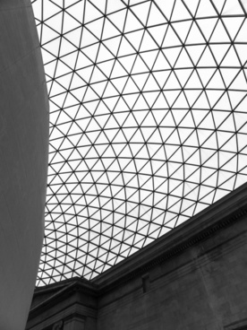 architecture museum ceiling