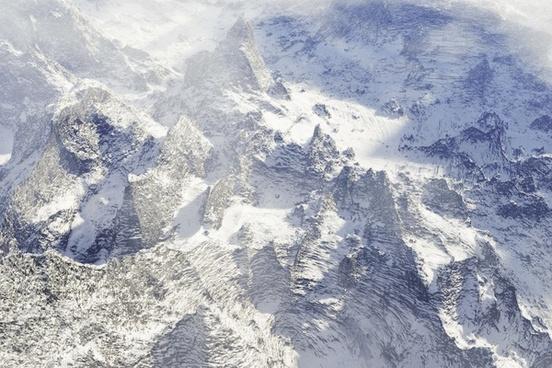 arctic climbing cold frozen glacier high ice
