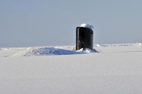 arctic ocean submarine