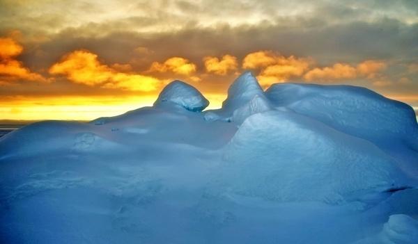 arctic sea ocean