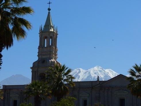 arequipa peru church