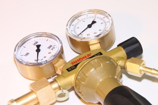 argon gas pressure