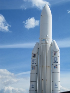 ariane rocket space