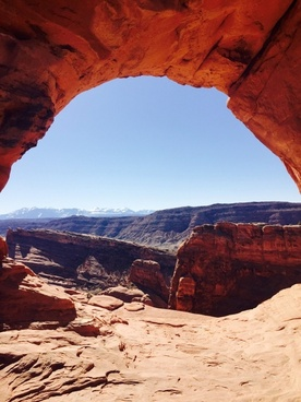 arid canyon desert geology grand canyon hiking