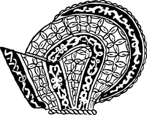 Armet Of Sir Henry Lee clip art
