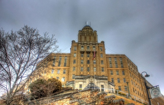 army and navy hospital in hot springs arkansas