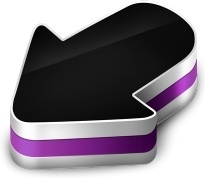 Arrow Purple