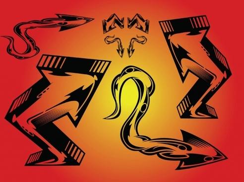 Arrows Tattoo