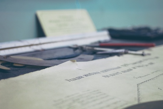 art blur boat book business computer desk document
