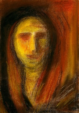 art pastel painting