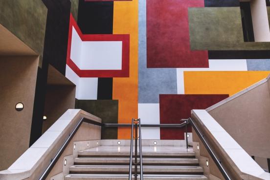 art staircase