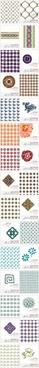 artcity fashion korea pattern background psd layered