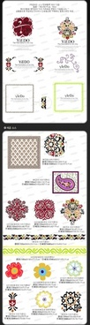 artcity korean fashion gorgeous patterns series 7