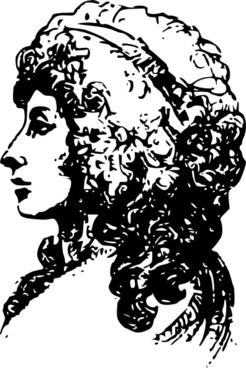 Artmaster Charlotte Von Stein clip art