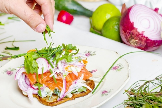 arugula breakfast closeup cooking cuisine delicious