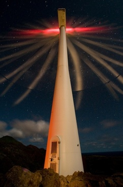 ascension island wind turbine energy