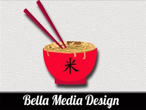 Asian Noodle Bowl!