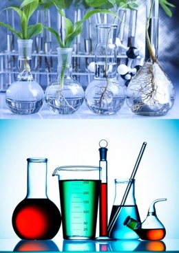 assorted laboratory glassware hd photo 2