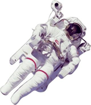Astronaut Small Version