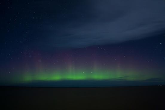 astronomy background color dark evening landscape