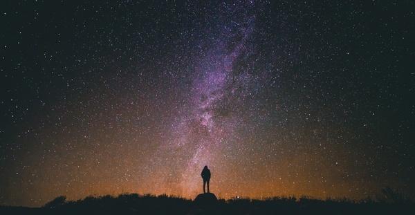 astronomy constellation exploration galaxy landscape