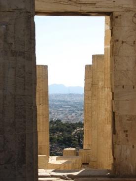 athens acropolis temple