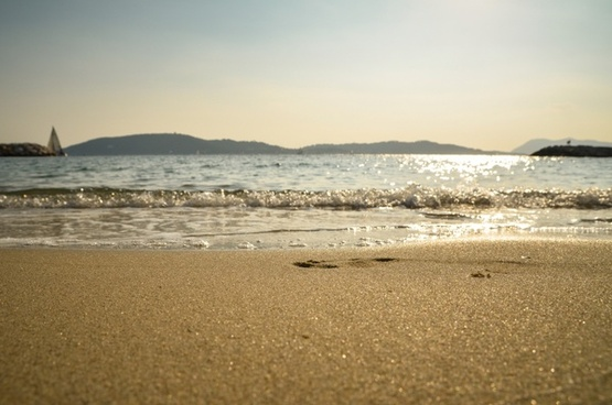 atlantic beach coast island landscape nature ocean