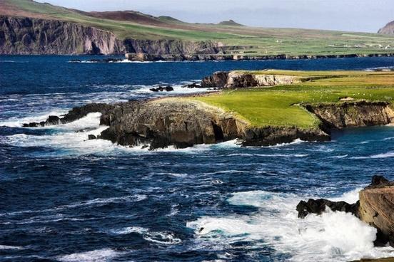 atlantic ireland coast