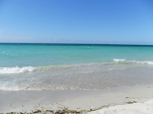 atlantic ocean beach sand