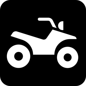 Atv All Terrain Vehicle clip art