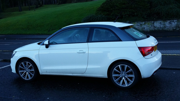 audi a1 in united kingdom