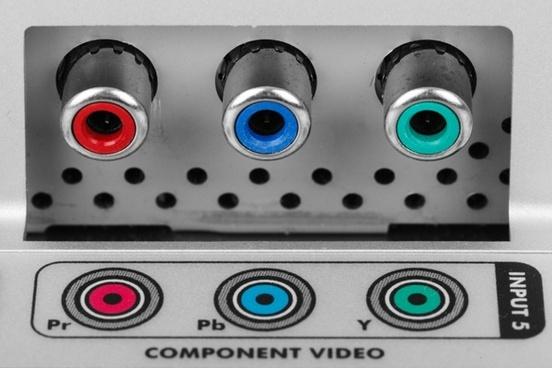audio blue cable