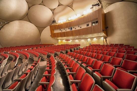 auditorium seats seating