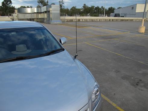 aurion scanner antenna
