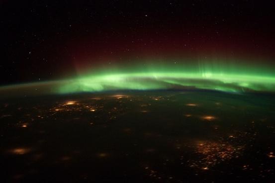 aurora borealis northern lights unites states