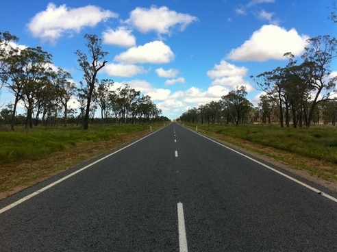australia gregory highway road