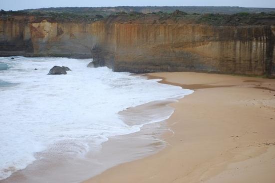 australian coast great ocean road
