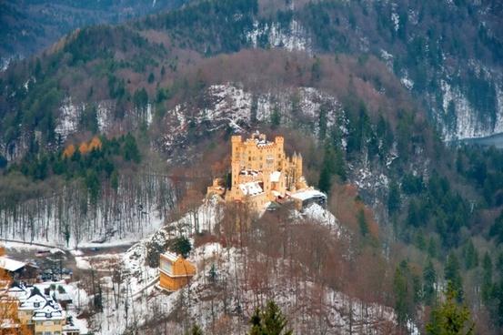 austria bavaria alps