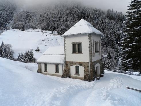 austria chapel building