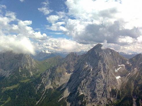 austria landscape scenic