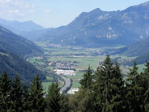 austria styria mountains
