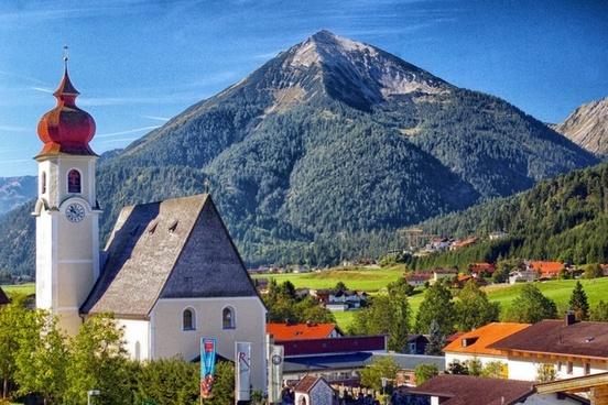austria village town