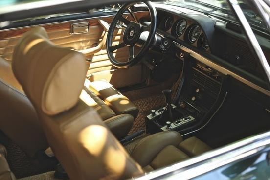 auto automobile car chrome dashboard drive gear