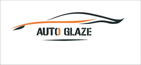 auto glaze logo by vcs