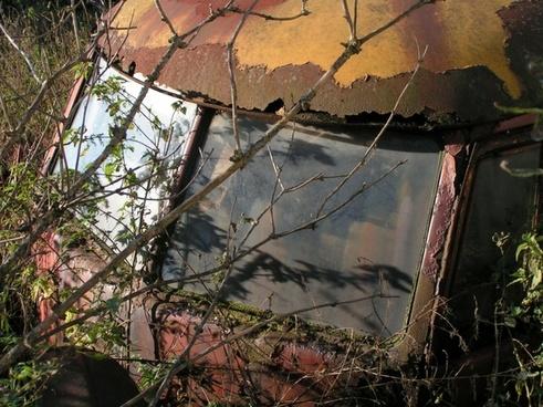 auto old scrap