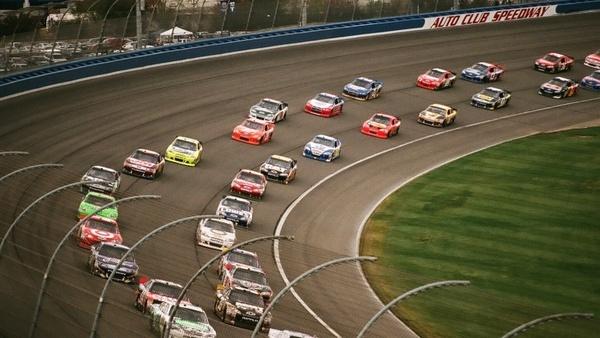 auto racing stock