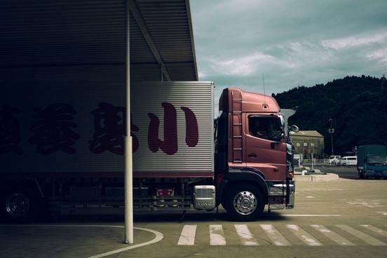 automobile building bus business car delivery energy