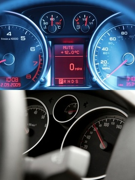 automotive instrument panel 1 highdefinition picture