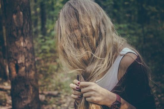 autumn beautiful blond boy child fall fashion girl
