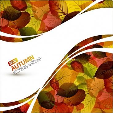 autumn maple leaf vein background vector